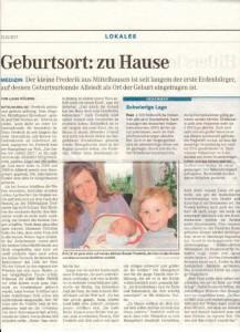 Hausgeburt Allstedt